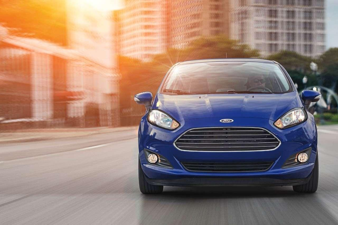 2018 Ford Fiesta - Exterior Front