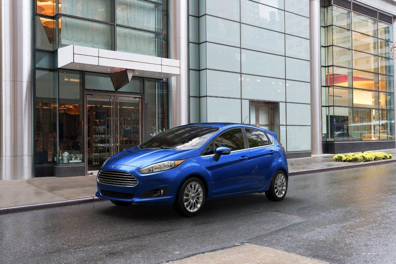 2018 Ford Fiesta - Exterior Side