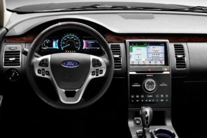 2017 Ford Flex Interior