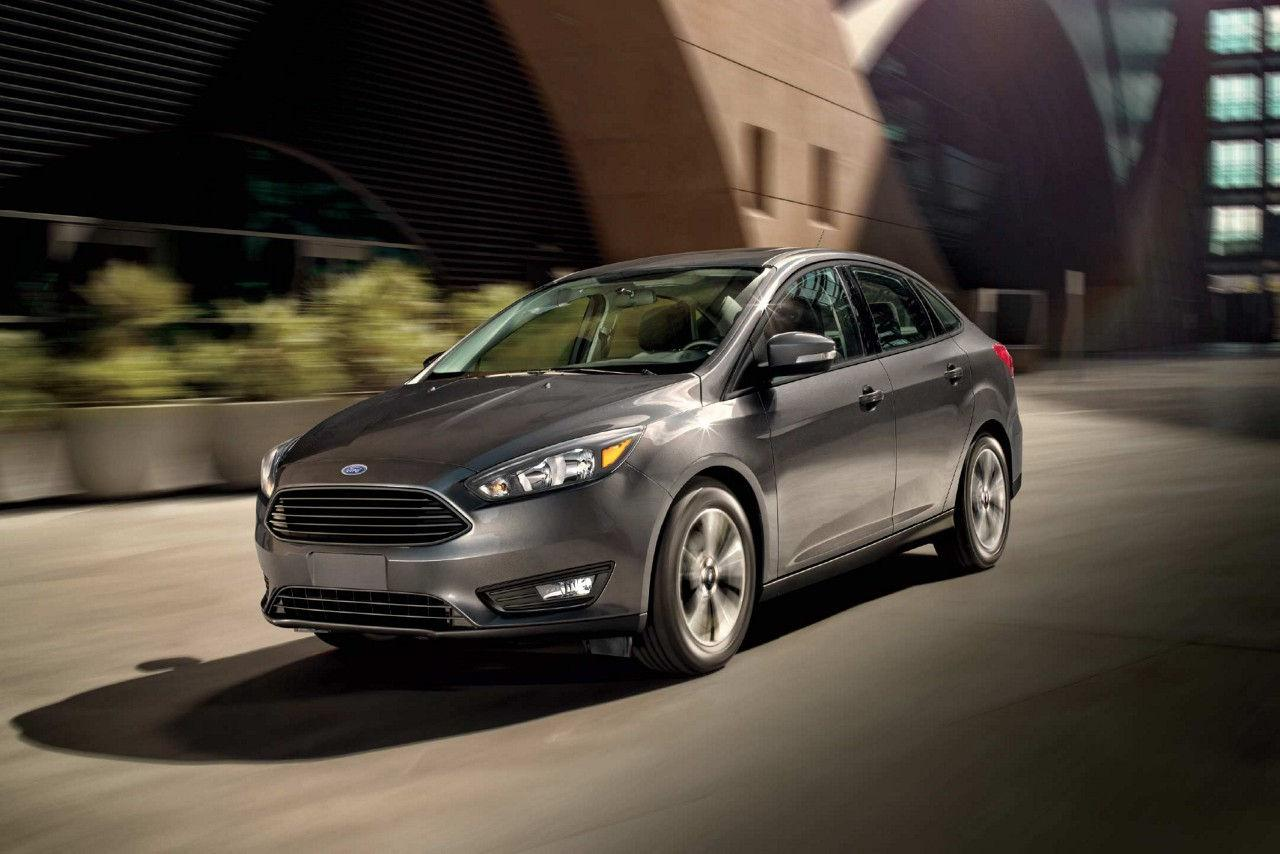 2018 Ford Focus Exterior Front End