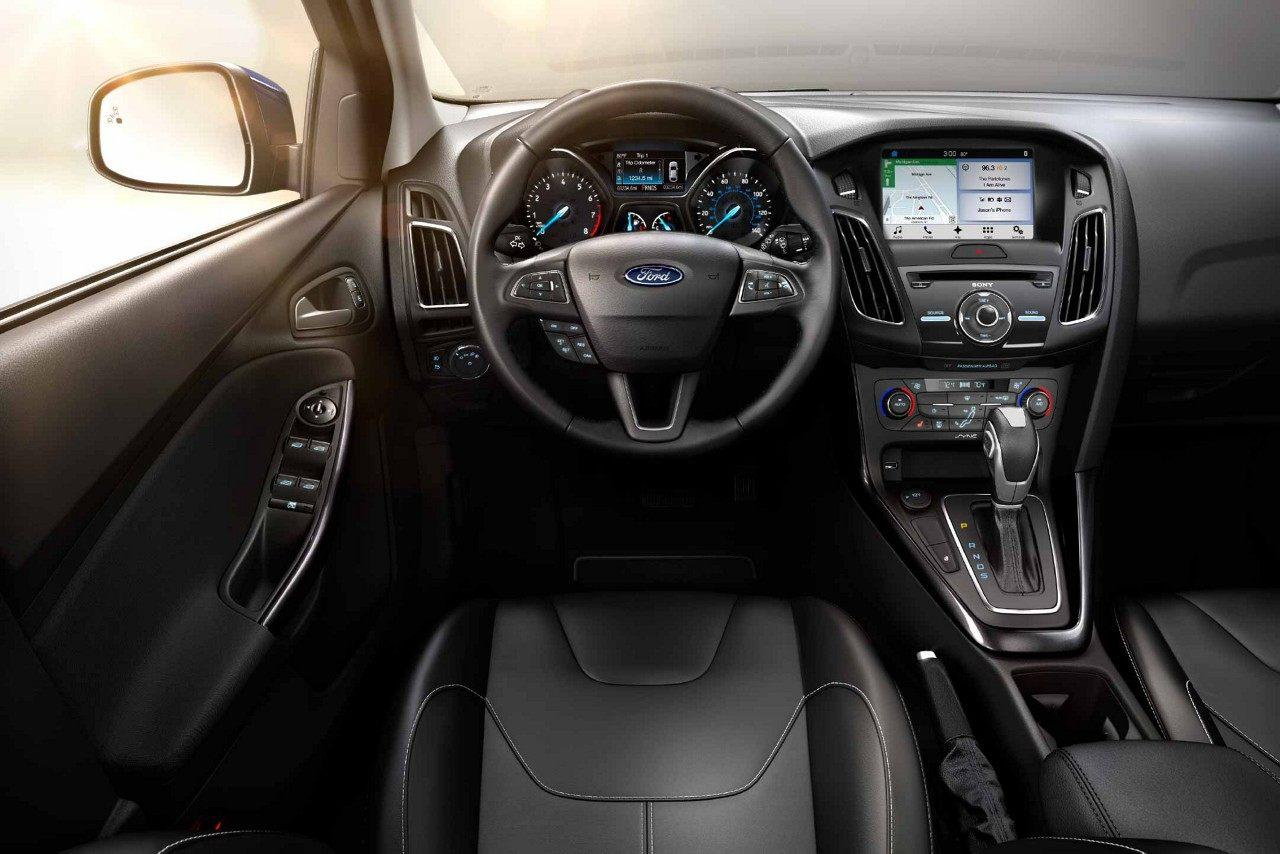 2018 Ford Focus  - Interior Dashboard Front