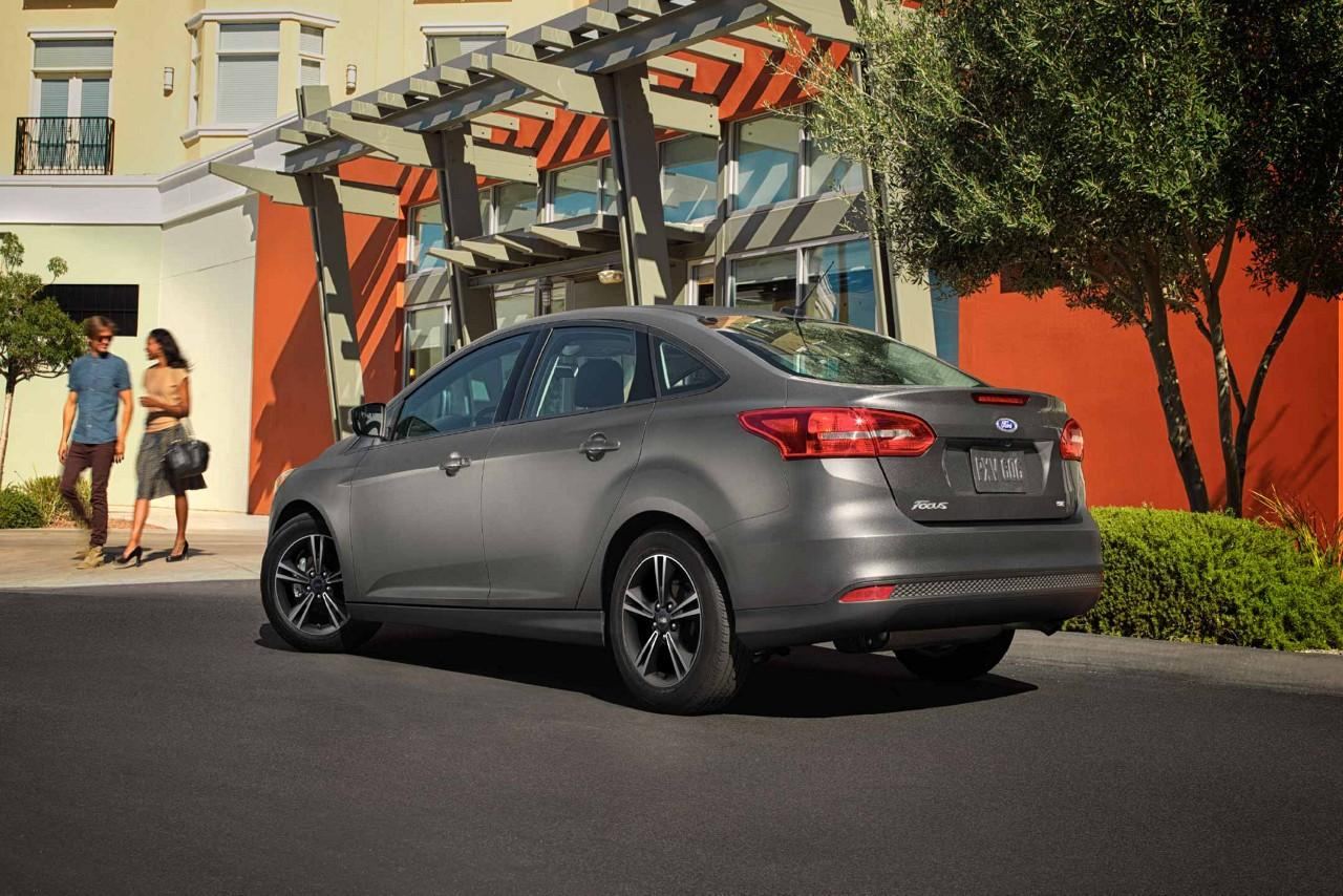 2018 Ford Focus - Exterior Rear End