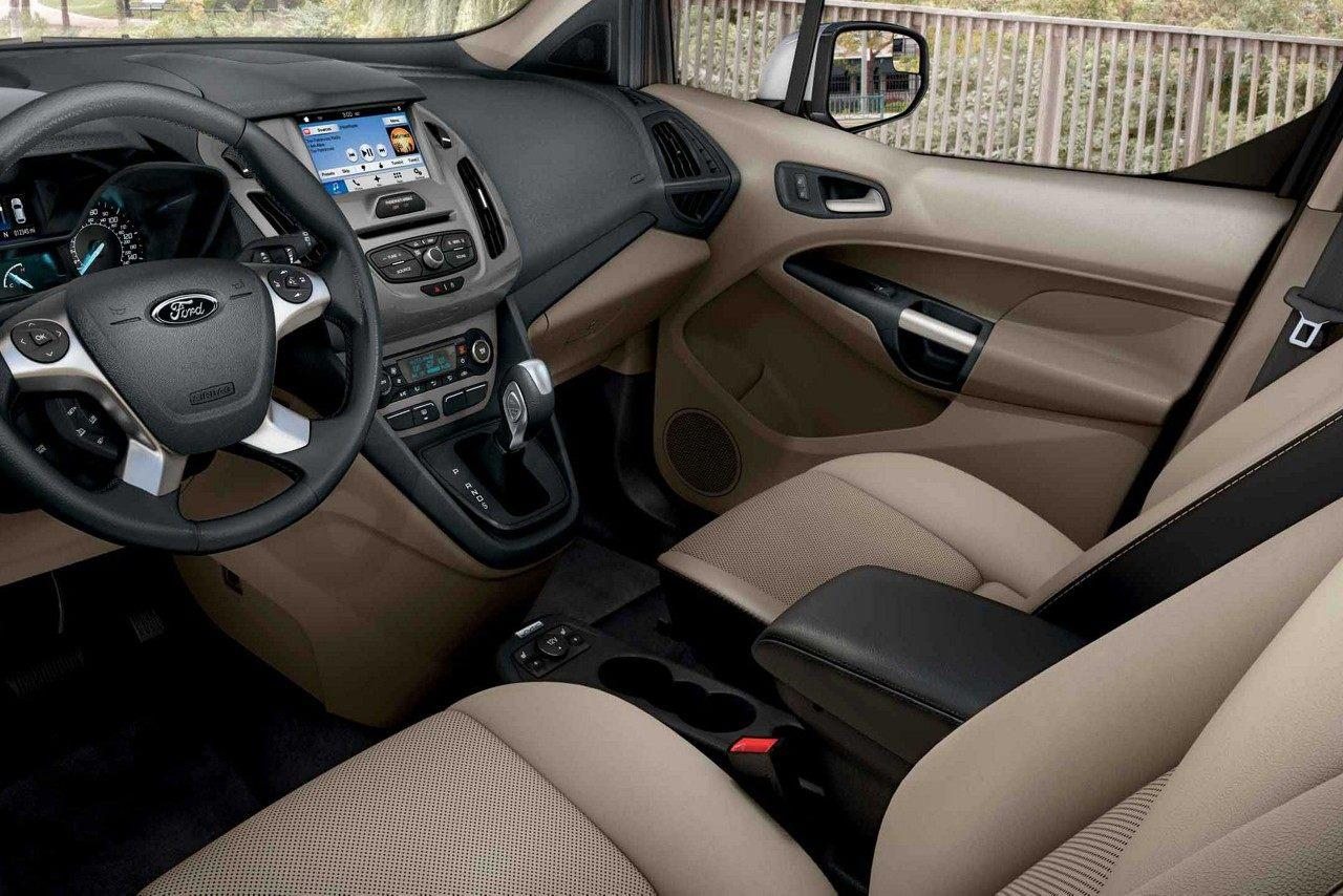 2018 Ford Tranist Connect Interior