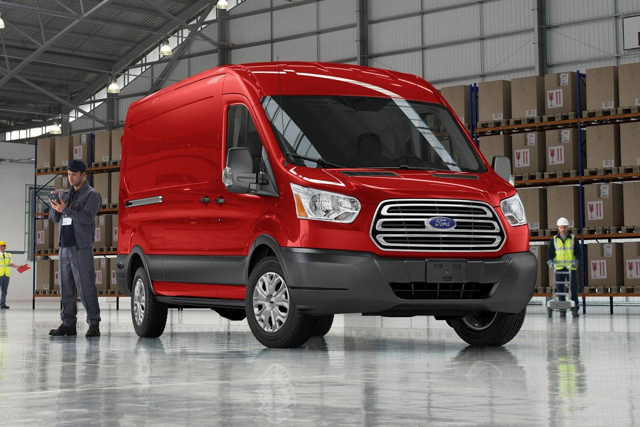 2018 Ford Transit Exterior