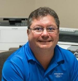 Brad Thomas Finance Manager