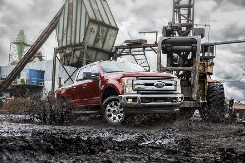 2017 Ford Truck Models