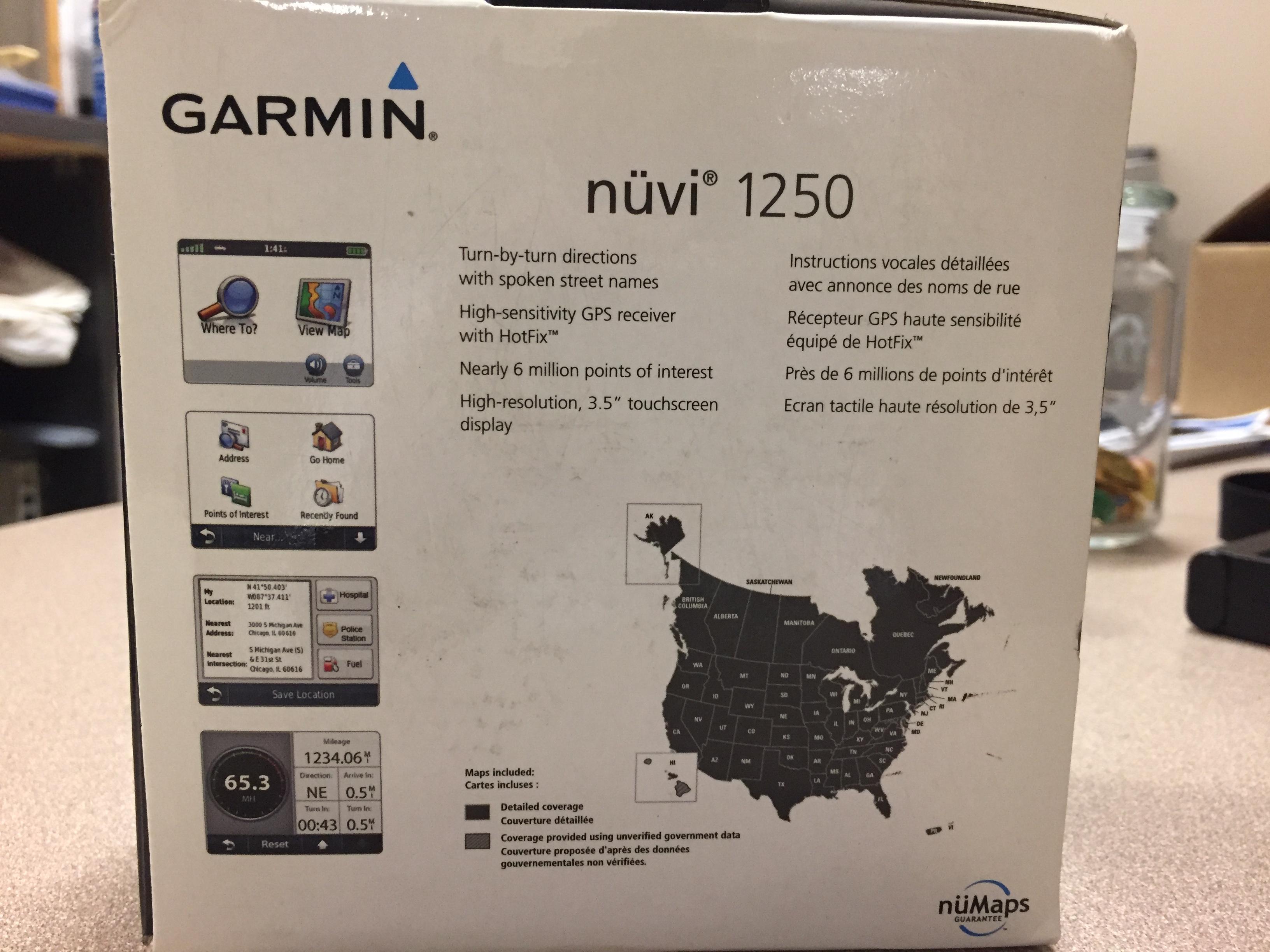 Garmin Navigation