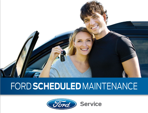 Ford Scheduled Maintenance