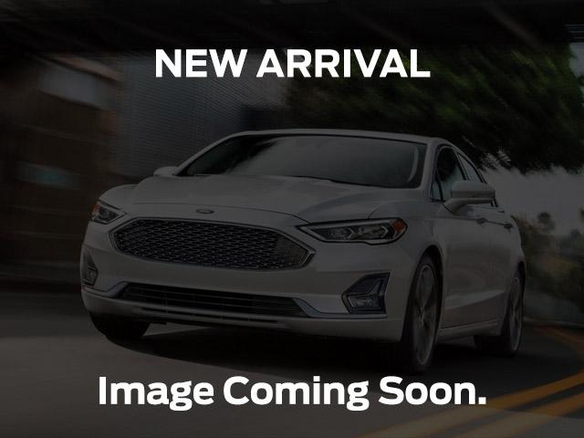 2018 Ford Focus Titanium / Sunroof / Leather