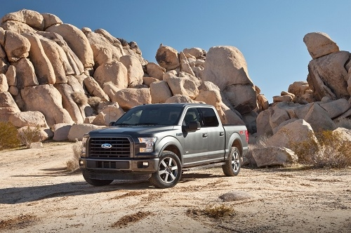 2015 Ford F=150