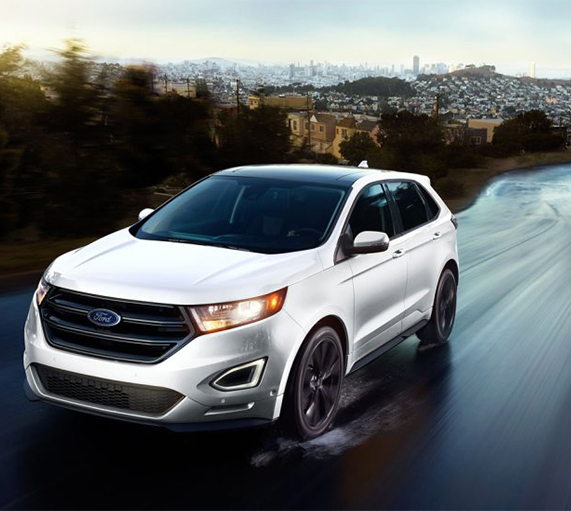 SoCal Ford Edge