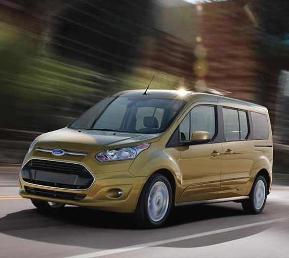 SoCal Ford Transit Connect