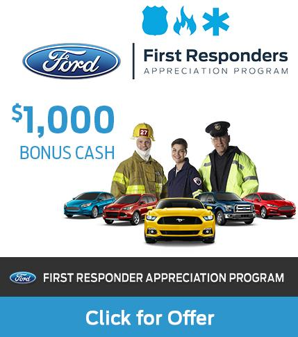 First Responders Offer