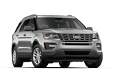 Cathedral City Ford Explorer