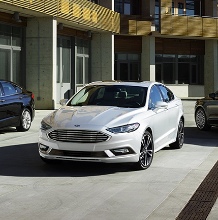 2017 Ford Fusion Model Page Overview