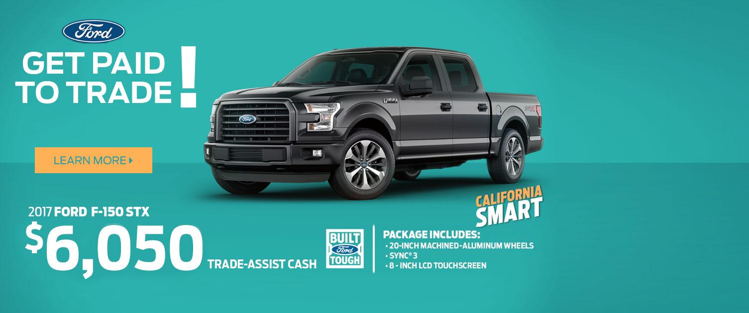 F-150 Purchase Special