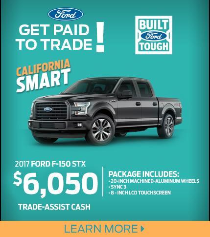 Ford F-150 STX Trade Assist Cash