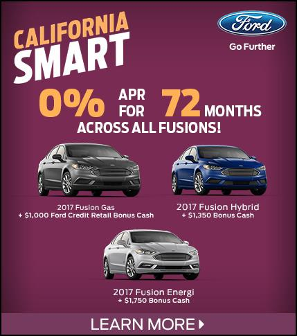 2017 Fusion Purchase Offers