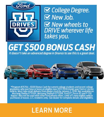 $750 College Grad Bonus Cash