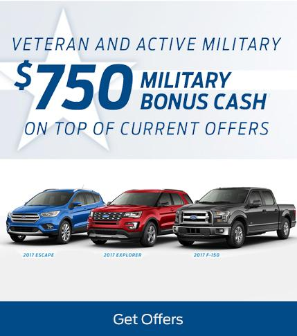 Military Appreciation $750 Offer