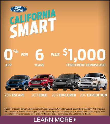 Ford SUV Sale