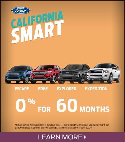 0% APR across all SUV's