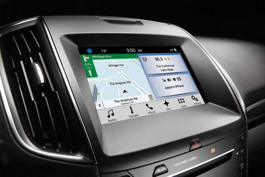 Top Technology Features of the 2017 Ford Edge