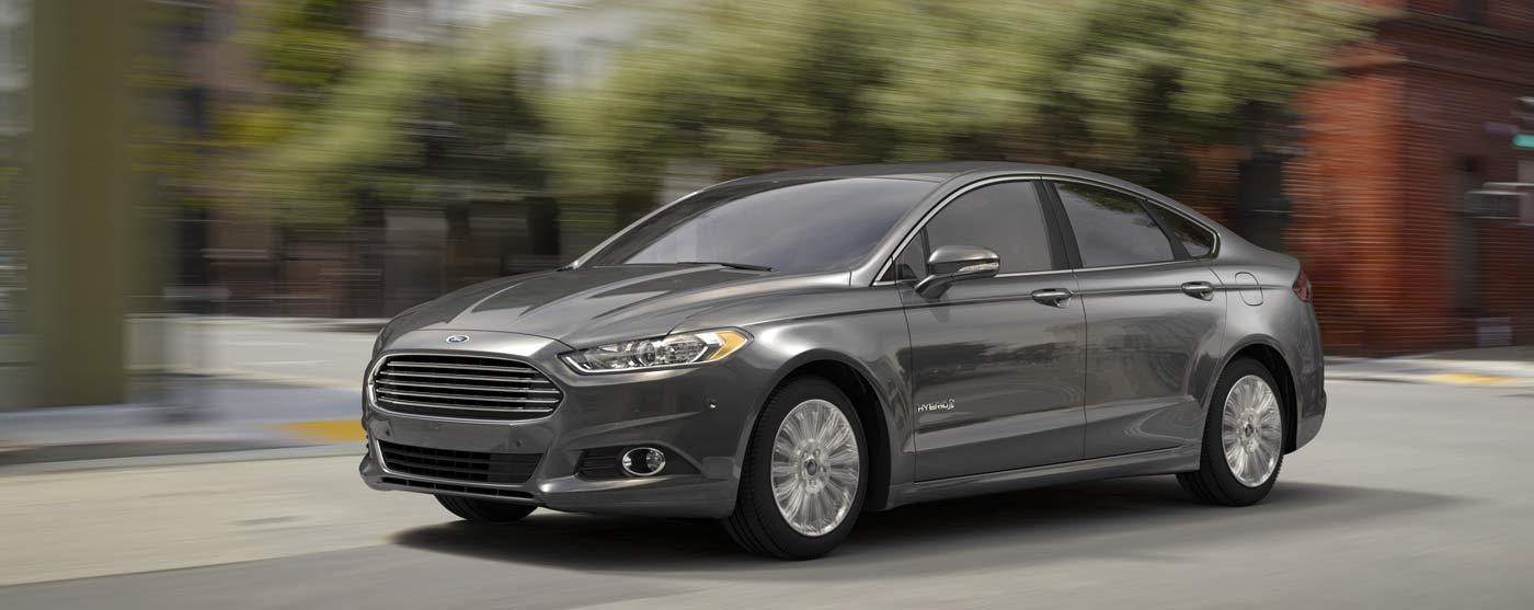 2015 ford fusion se hybrid - 2015 Ford Fusion Sport Interior