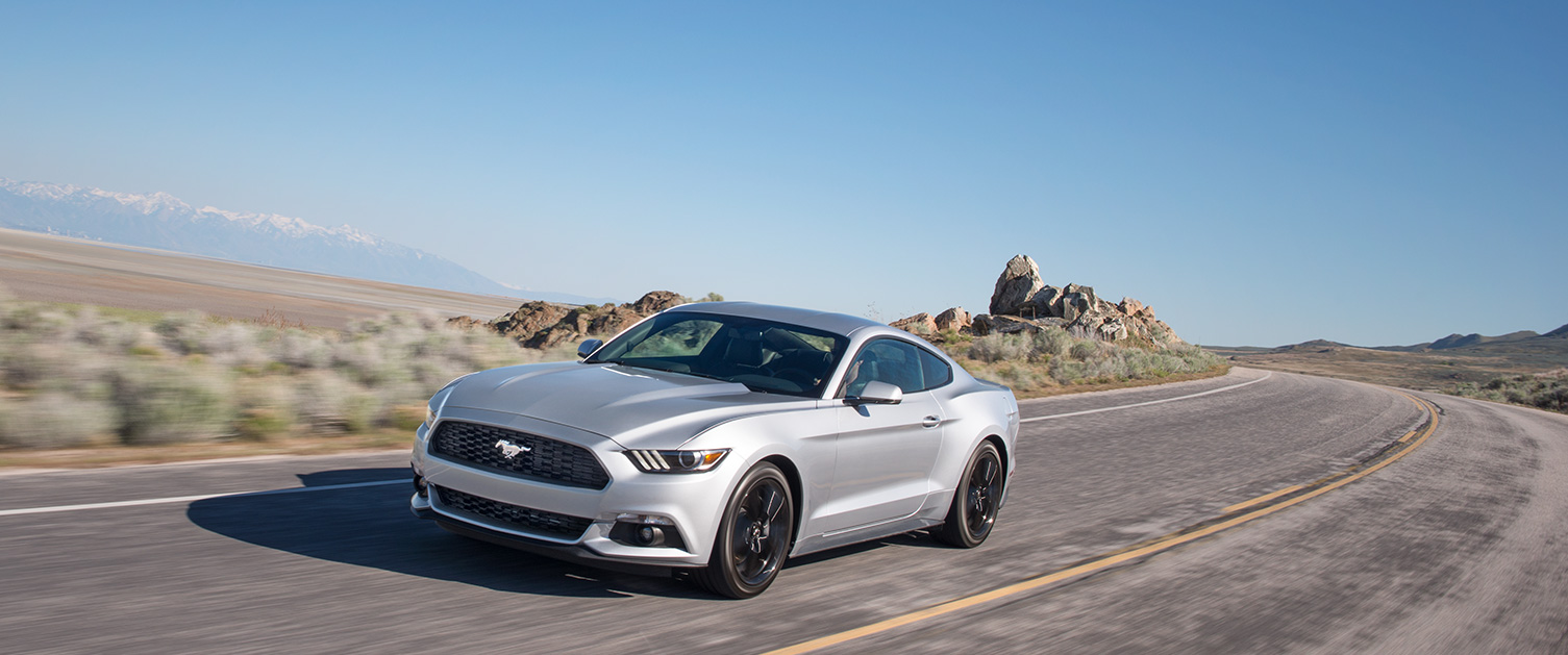 Southern California 2016 Ford Mustang | SoCal Ford Dealers