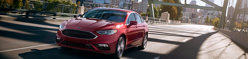 2017 Ford Fusion Performance