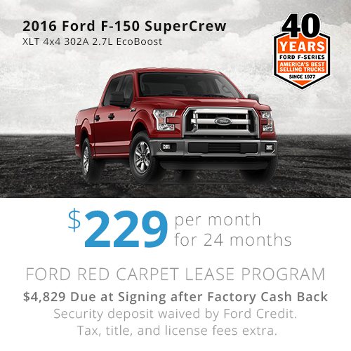 Southern California Ford Dealers