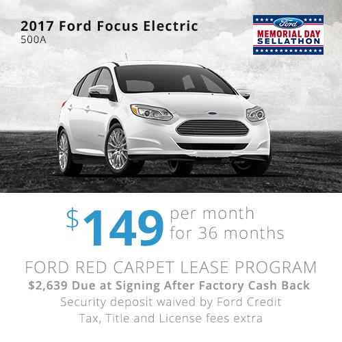 May 2017 Lease Offer