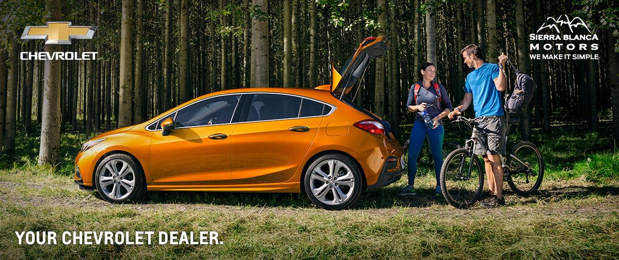 Sierra Blanca Motors - Chevy Dealer