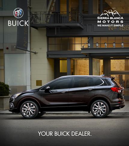 Sierra Blanca Motors - Buick Dealer