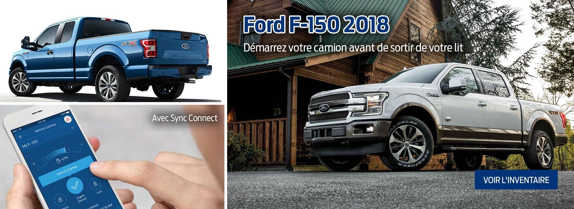 2018 F-150