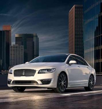 Lincoln MKZ 2018