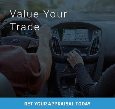 Trade in Value at Foothills Ford