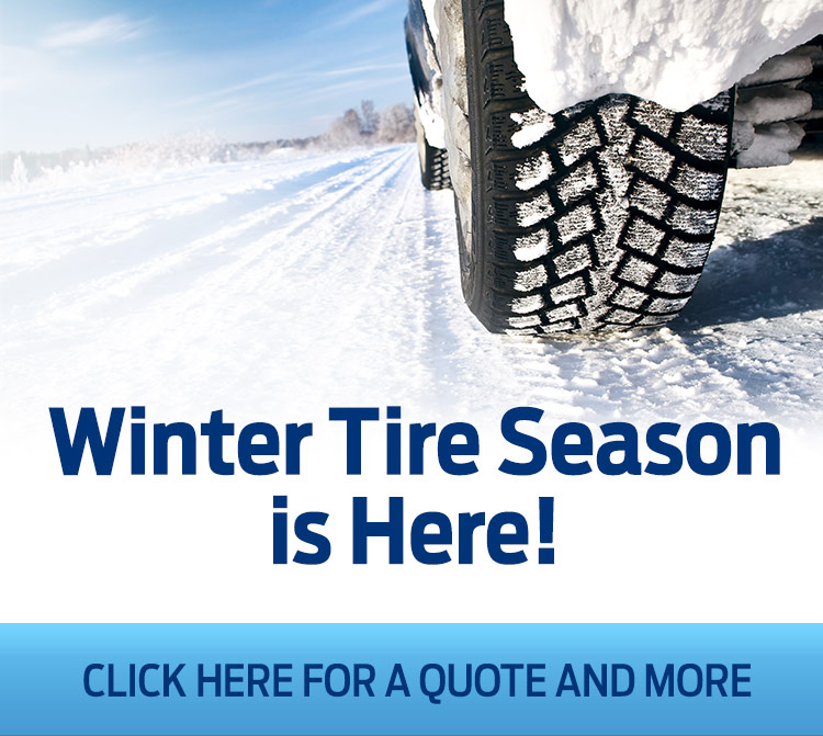 Winter Tire Sale at Foothills Ford