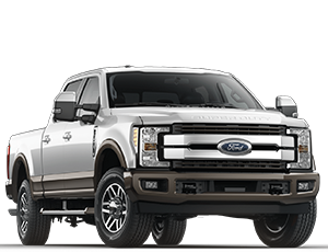 Super Duty at Foothills Ford