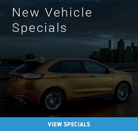 New Vehicle Specials at Foothills Ford