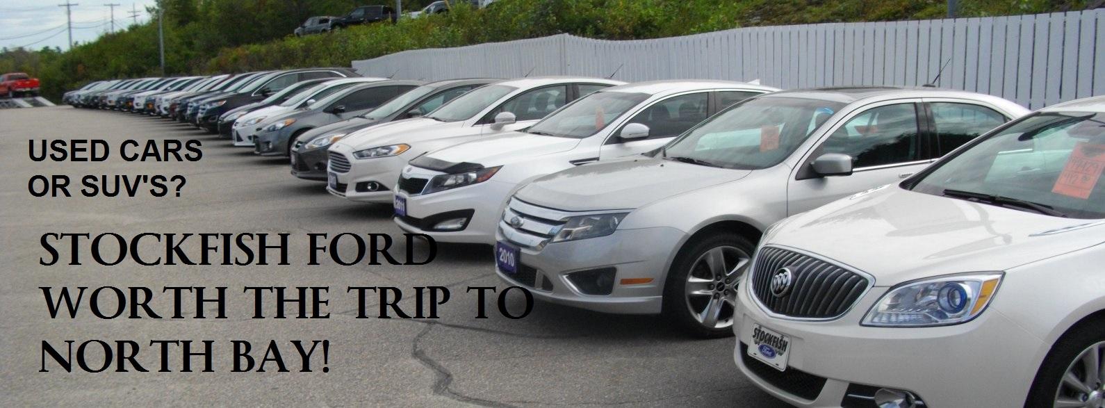 used & North Bay Ford Dealership Serving North Bay ON | Ford Dealer ... markmcfarlin.com