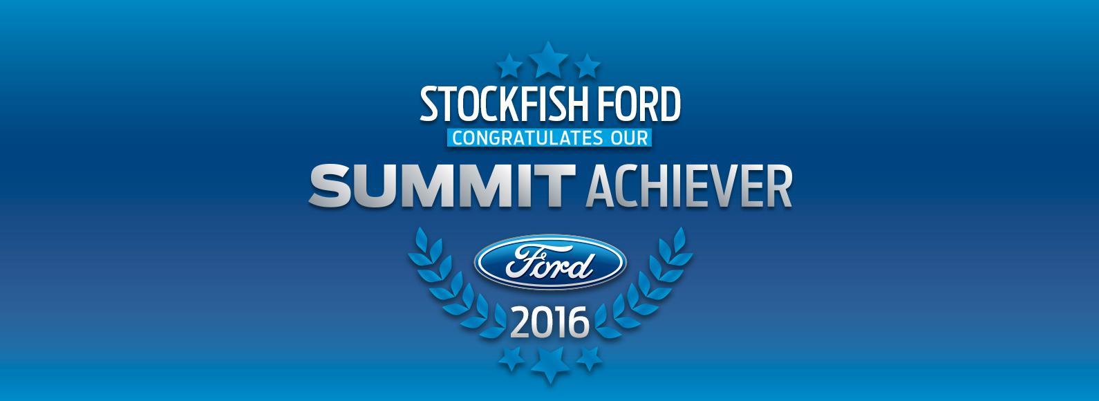 Summit Achiever 2016