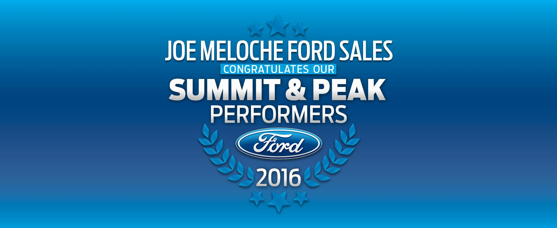 Summit & Peak Performers