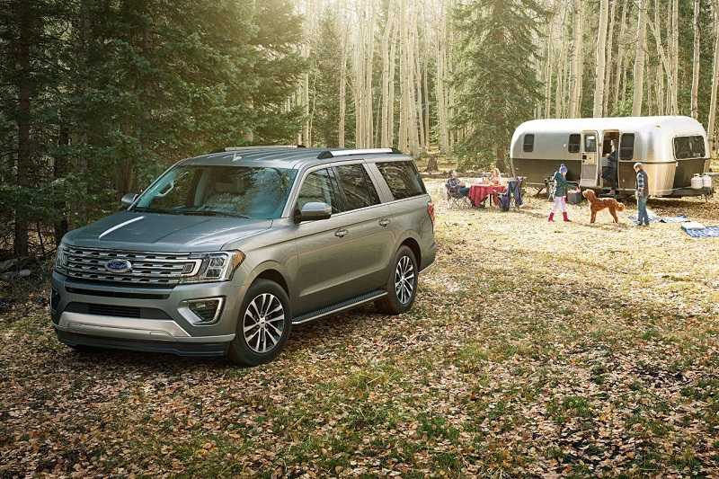 Ford Expedition 2018 : imposant et moderne