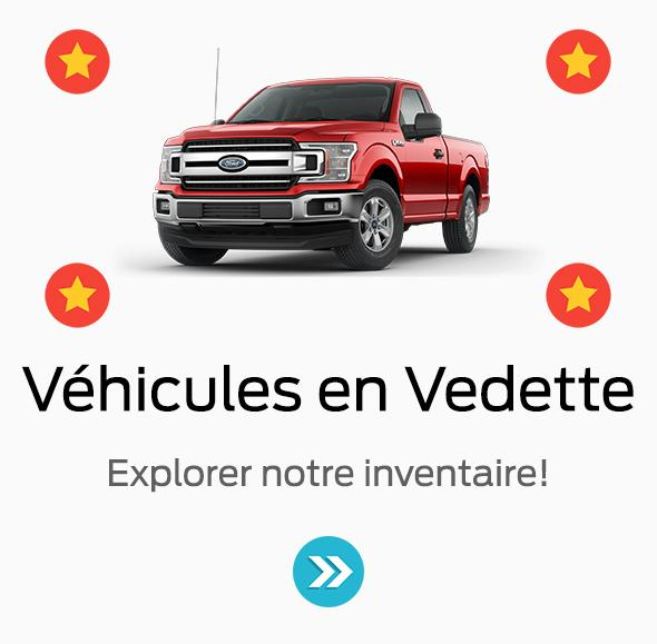 vehicule vedette