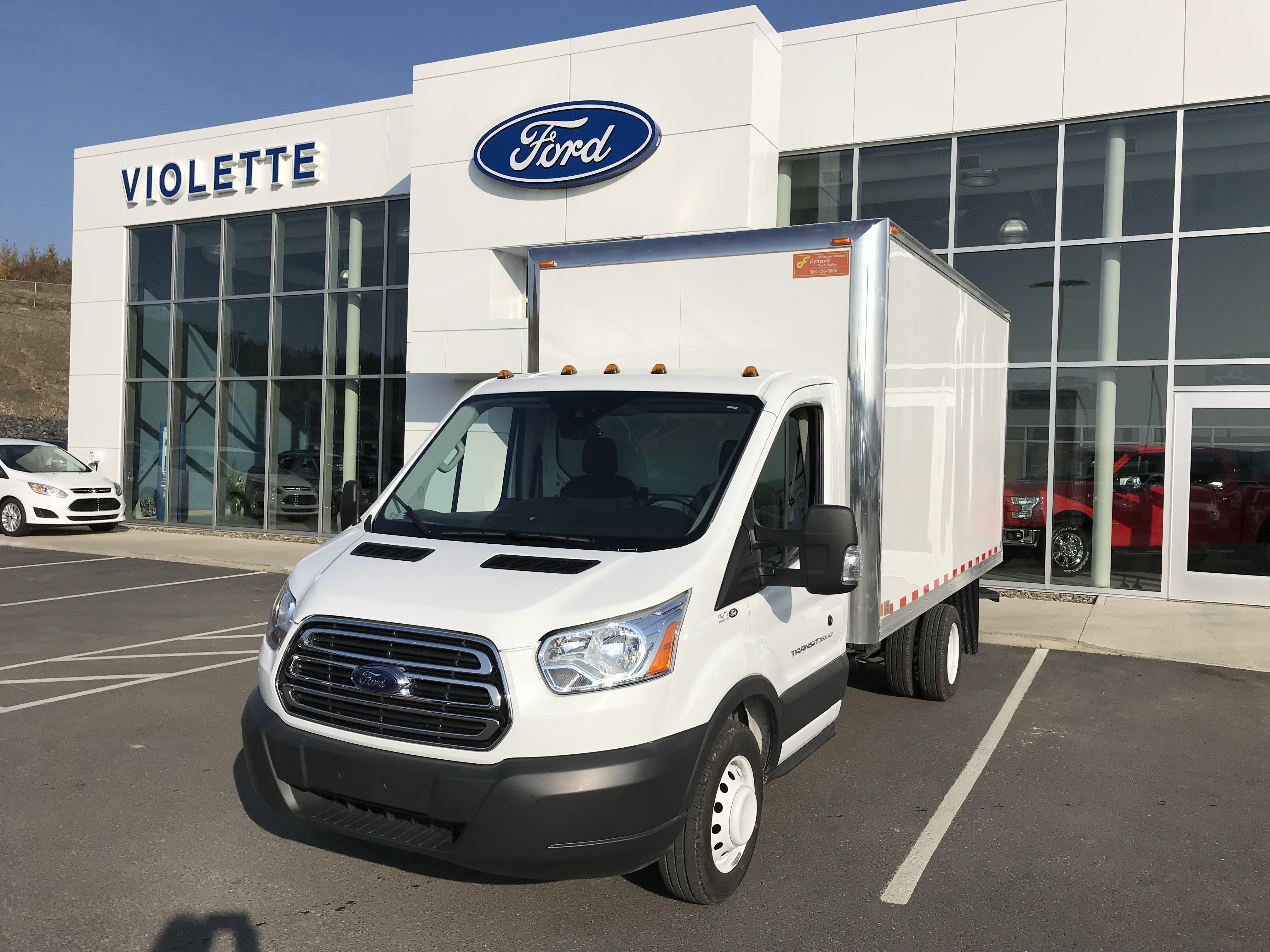 2017 Transit 350 HD Chassis Cab XL