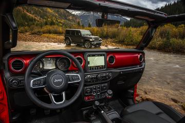 All-new 2018 Jeep Wrangler