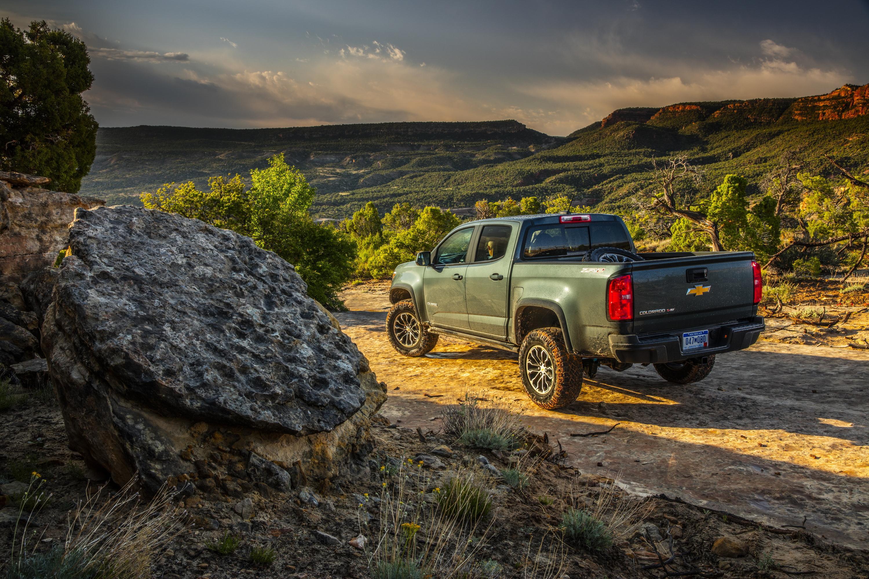 2018 Chevy Colorado at Essigs' Motors