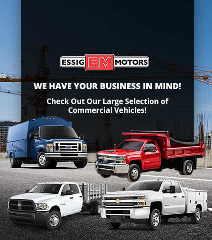 Commercial Inventory - Essig Motors