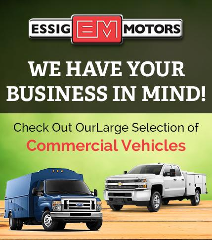 Essigs Motors Commercial Inventory